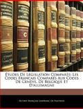 Études de Législation Comparée, Octave François Lanfranc De Panthou, 1145059414