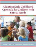 Adapting Early Childhood Curricula for Children with Special Needs, Enhanced Pearson EText with Loose-Leaf Version -- Access Card Package 9th Edition