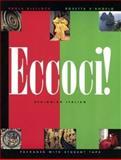 Eccoci! : Beginning Italian, Blelloch, Paola and D'Angelo, Rosetta, 0471309419