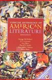 Concise Anthology of American Literature, McMichael, George and Bunn, Susan, 0130289418
