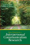 New Directions in Interpersonal Communication Research, Wilson, Steven R., 1412959411