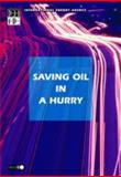 Saving Oil in a Hurry 9789264109414
