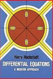 Differential Equations : A Modern Approach, Hochstadt, Harry, 0486619419