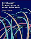 Psychology Resources on the World Wide Web, Kardas, Edward P., 0534359418