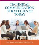 Technical Communication Strategies for Today, Johnson-Sheehan, Richard, 0205739415