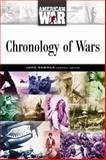 Chronology of Wars, John S. Bowman, 0816049416