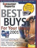 Best Buys for Your Home, Consumer Reports, Consumer Reports, 0890439419