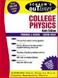 College Physics, Bueche, Frederick J. and Hecht, Eugene, 0070089418