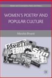 Women's Poetry and Popular Culture, Mousli, Beatrice and Roustang-Stoller, Eve-Alice, 0230609414