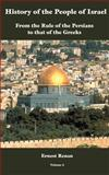 History of the People in Israel, U. S. Government Staff, 1931839417