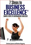 The 7 Steps to Business Excellence, Gannon, Christin and Heggarty, Barbara, 1620309424