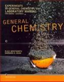 Experiments in General Chemistry, Wentworth, Rupert and Munk, Barbara H., 1111989427
