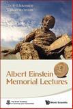 Albert Einstein Memorial Lectures, Raphael Mechoulam and Jacob D. Bekenstein, 9814329428