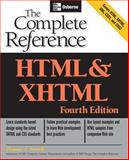 HTML and XHTML : The Complete Reference, Powell, Thomas, 007222942X