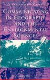 Communicating in Geography and the Environmental Sciences, Hay, Iain, 0195539427