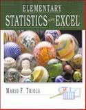 Elementary Statistics Using Excel, Triola, Mario F., 0201699427