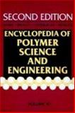 Encyclopedia of Polymer Science and Engineering, Molecular Weight Determination to Pentadiene Ploymers, , 047180942X