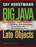 Big Java : Late Objects, Horstmann, Cay S., 1118129423