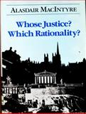 Whose Justice? Which Rationality?, MacIntyre, Alasdair, 0268019428
