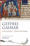Estoire des Engleis : History of the English, Gaimar, Geffrei, 0199569428