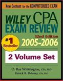 Wiley CPA Exam Review Set, Delaney, Patrick R. and Whittington, O. Ray, 0471719420
