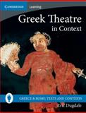 Greek Theatre in Context, Eric Dugdale, 0521689422