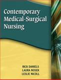 Contemporary Medical-Surgical Nursing (Book Only), Daniels, Rick and Nosek, Laura, 1111319421