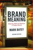 Brand Meaning 2nd Edition