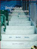 Statistical Techniques in Business and Economics with Student CD, Lind, Douglas A. and Marchal, William G., 0077309421