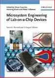 Microsystem Engineering of Lab-on-a-Chip Devices, , 3527319425