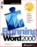 Running Microsoft Word 2000, Russell, B. and Rubin, Charles, 1572319437