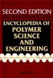 Encyclopedia of Polymer Science and Engineering, Peroxy Compounds to Polyelectrolytes, , 0471809438