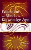 Education and Mind in the Knowledge Age, Bereiter, Carl, 0805839437