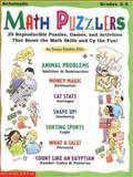 Math Puzzlers, Sonya Kimble-Ellis, 0590209434
