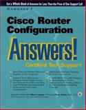 Cisco Router Configuration Answers! : Certified Tech Support, Syngress Media, Inc. Staff, 0072119438