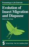 Evolution of Insect Migration and Diapause, , 1461569435
