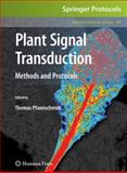 Plant Signal Transduction : Methods and Protocols, Pfannschmidt, Thomas, 1588299430