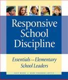 Responsive School Discipline 9781892989437