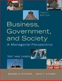 Business, Government and Society, Steiner, John F. and Steiner, George A., 0072939435