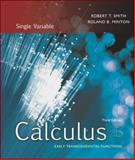 Calculus : Early Transcendental Functions, Smith, Robert T. and Minton, Roland B., 0073309435
