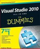 Visual Studio 2010 All-in-One for Dummies, Rick Leinecker and Andrew Moore, 0470539437