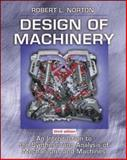 Reprint MP Design of Machinery, Norton, Robert L., 0073109444