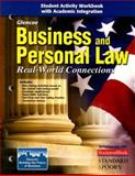 Business and Personal Law, Glencoe McGraw-Hill Staff, 0078779448