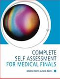 Complete Self Assessment for Medical Finals, Patel, Kinesh and Patel, Neil, 0340889446
