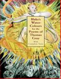 Blake's Water-Colors for the Poems of Thomas Gray - With Complete Texts, William Blake, 0486409449