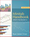 MINITAB® Handbook, Ryan, Barbara F. and Joiner, Brian L., 1133939449