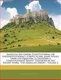 American Dis-Union, Charles Edward Rawlins, 1141309440