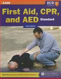 First Aid, CPR, and AED, American Academy of Orthopaedic Surgeons (AAOS) Staff and Thygerson, Alton L., 1449609449