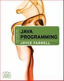 Java Programming, Farrell, Joyce, 1111529442