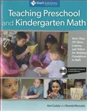Teaching Preschool and Kindergarten Math